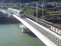 供用開始(H26.12.14)した那智川橋りょう