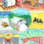 2021年度「土木の日」ポスター募集【一般部門・佳作】友田 裕和さん